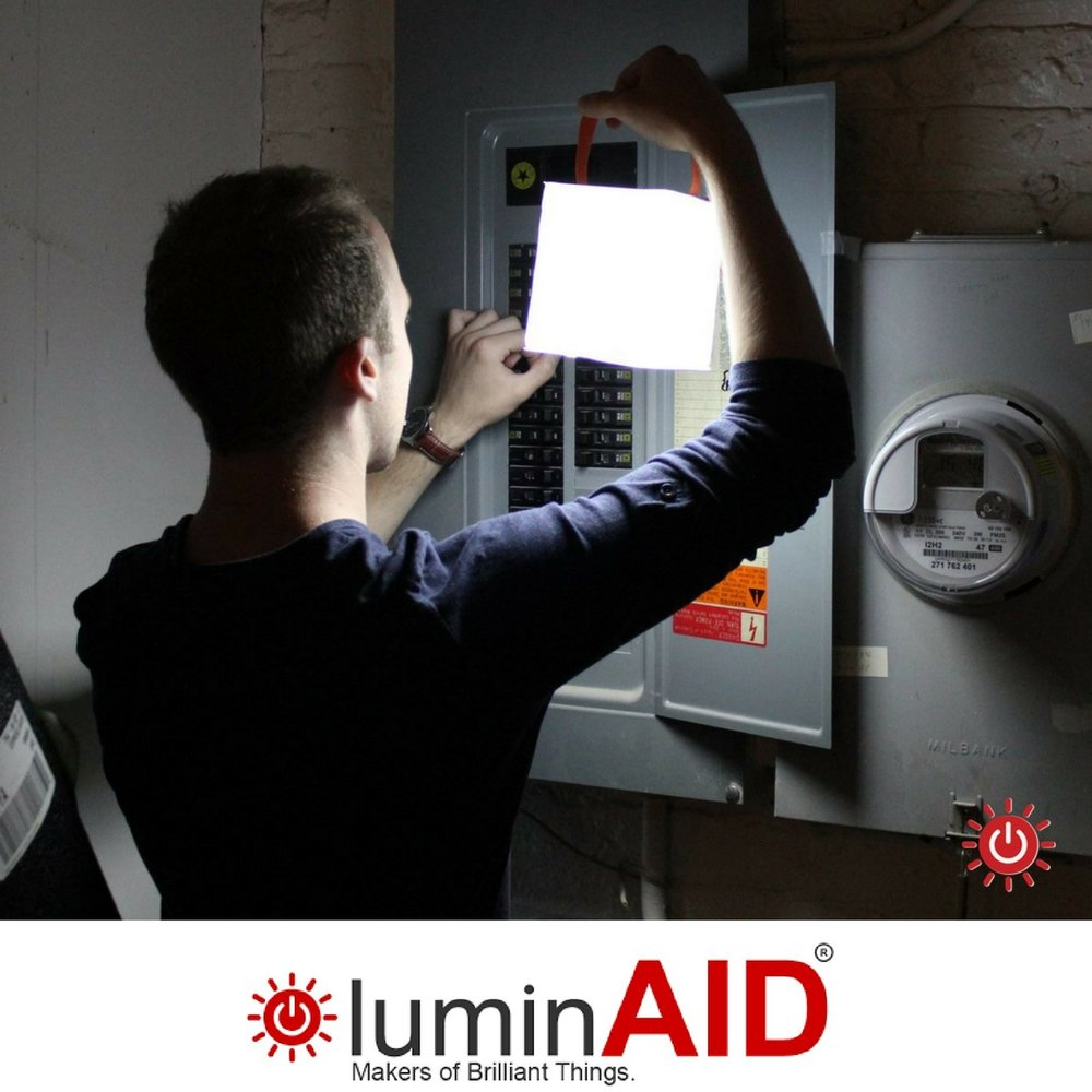 LuminAID 25% OFF