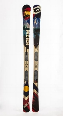 Quickdraw Meier Skis