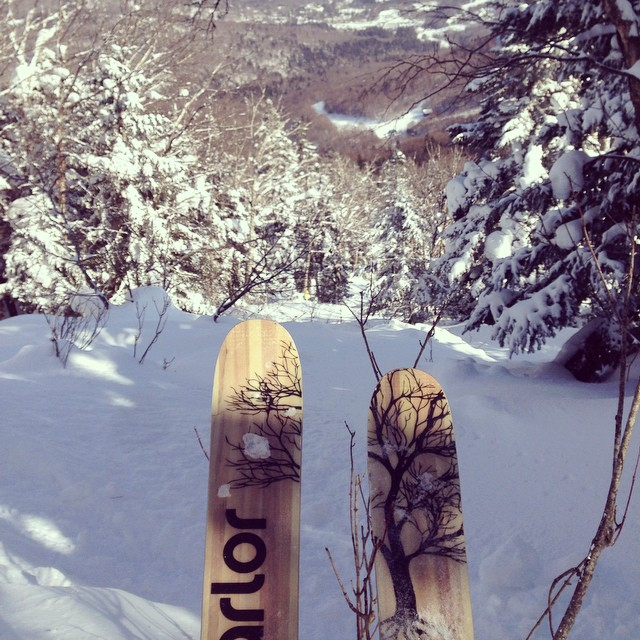 Parlor Skis