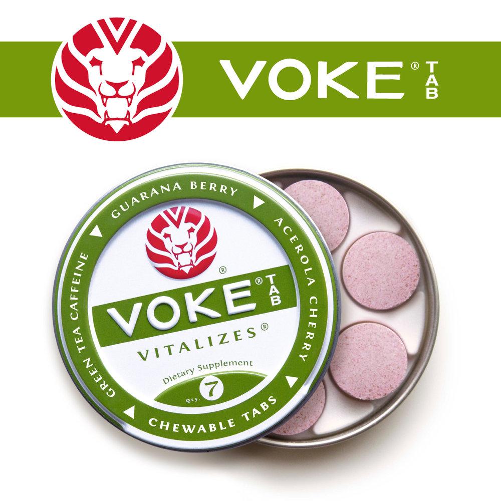 Voke Tab 25% OFF