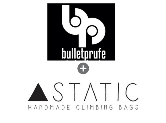 Bulletprufe denim + Static Climbing