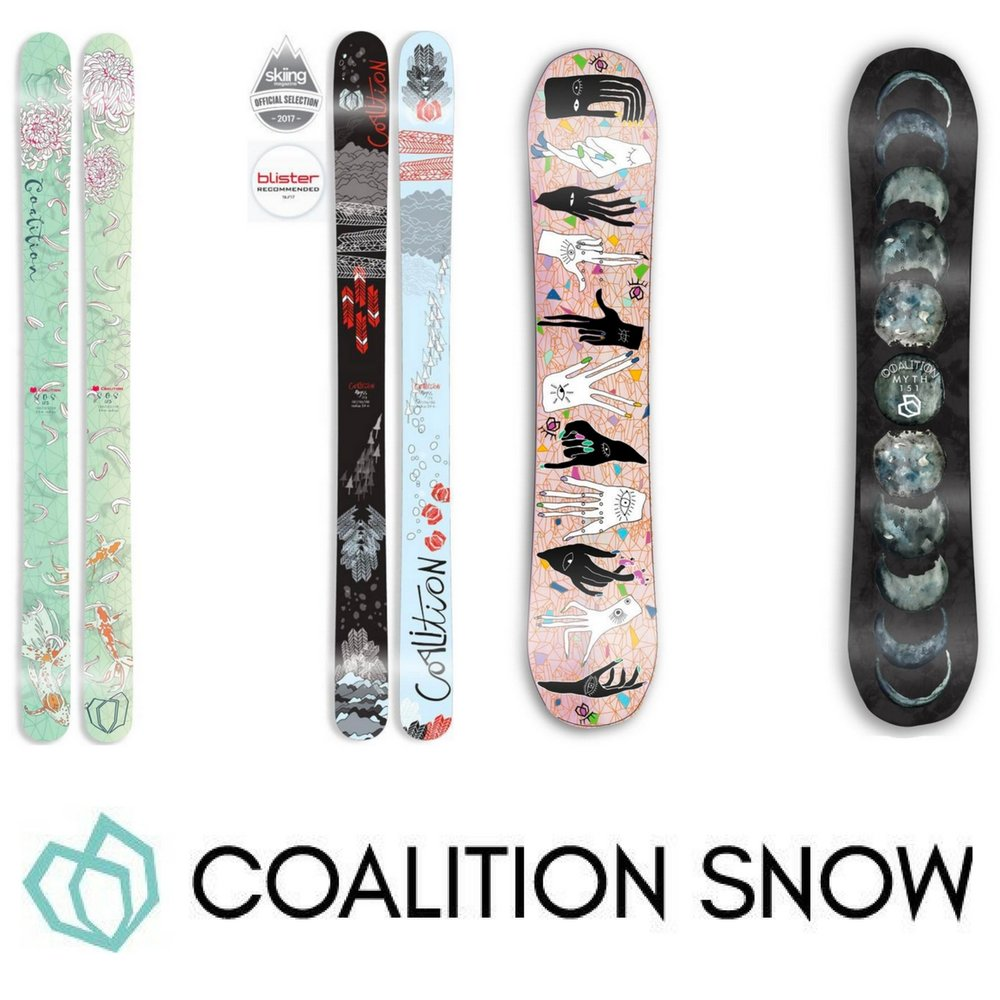 Coalition Snow 30% OFF