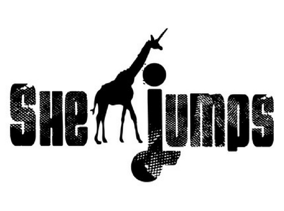 She Jumps Logo