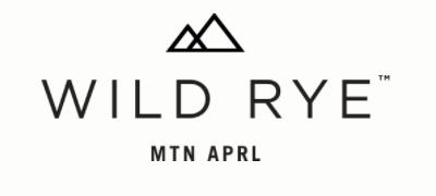 Wild Rye Mountain Apparel Logo