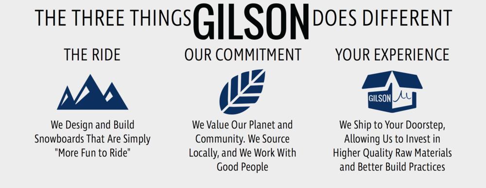 Gilson Snow