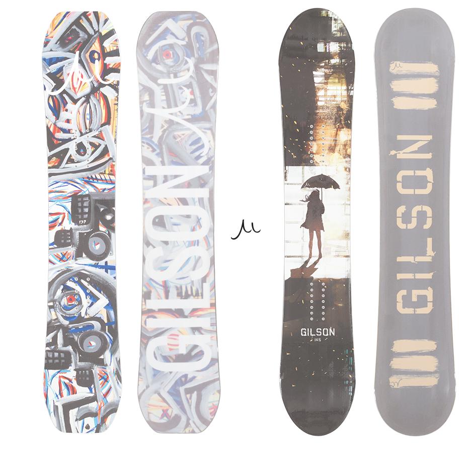 Gilson Snowboards