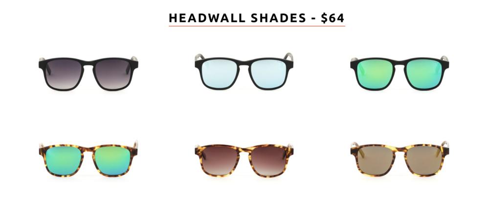 Glade Sunglasses