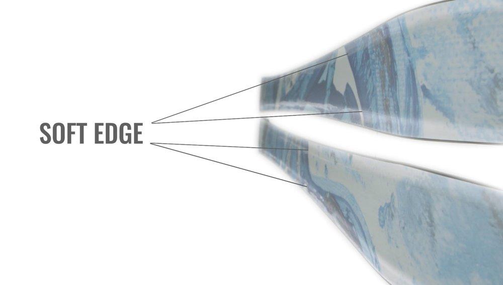 Gilson Skis soft edge