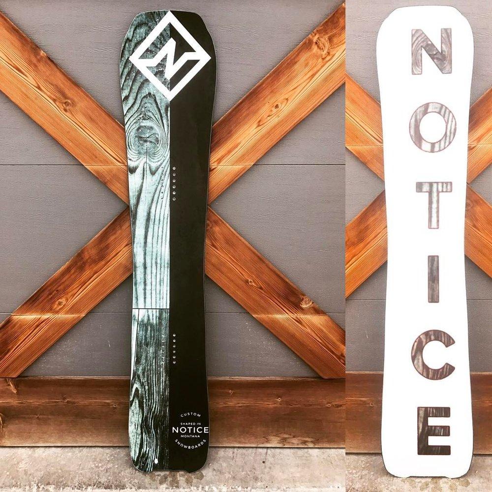 Notice Snowboards