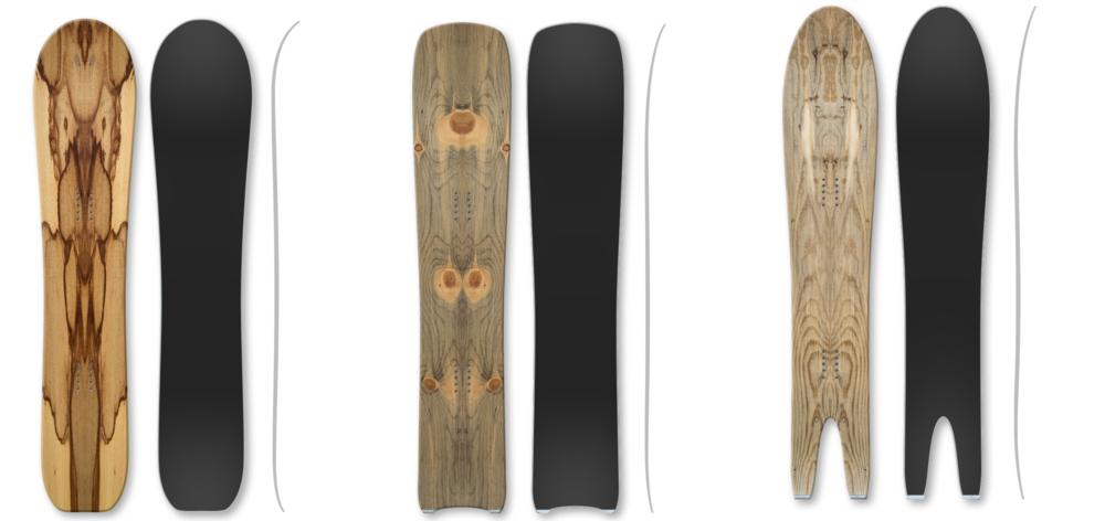 e8ed9a93bd9 Handmade Snowboards - 21 Best Handmade Snowboard Brands — ReddyYeti