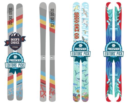 Sego Ski line