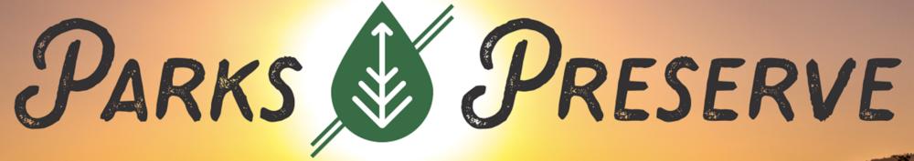 Parks Preserve logo