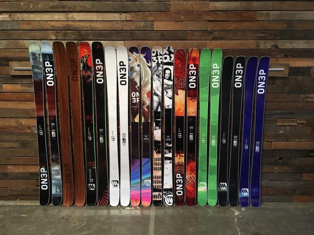 Best Ski Brands ON3P
