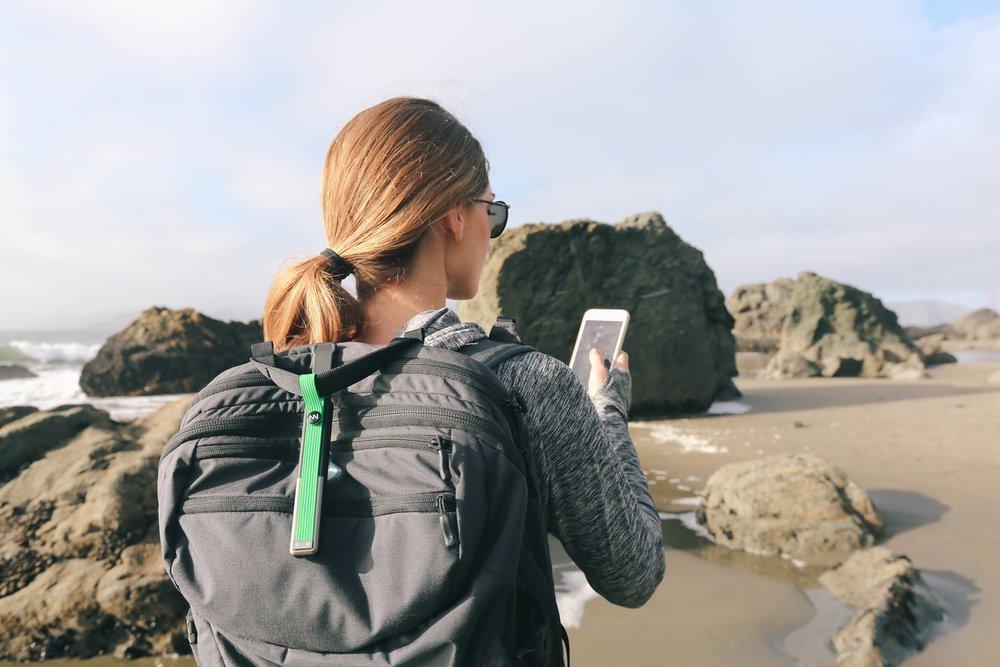 Cool Hiking Gear GoTenna