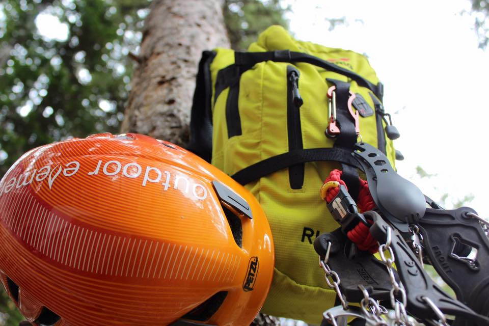 Cool Hiking Gear Outdoor Elements