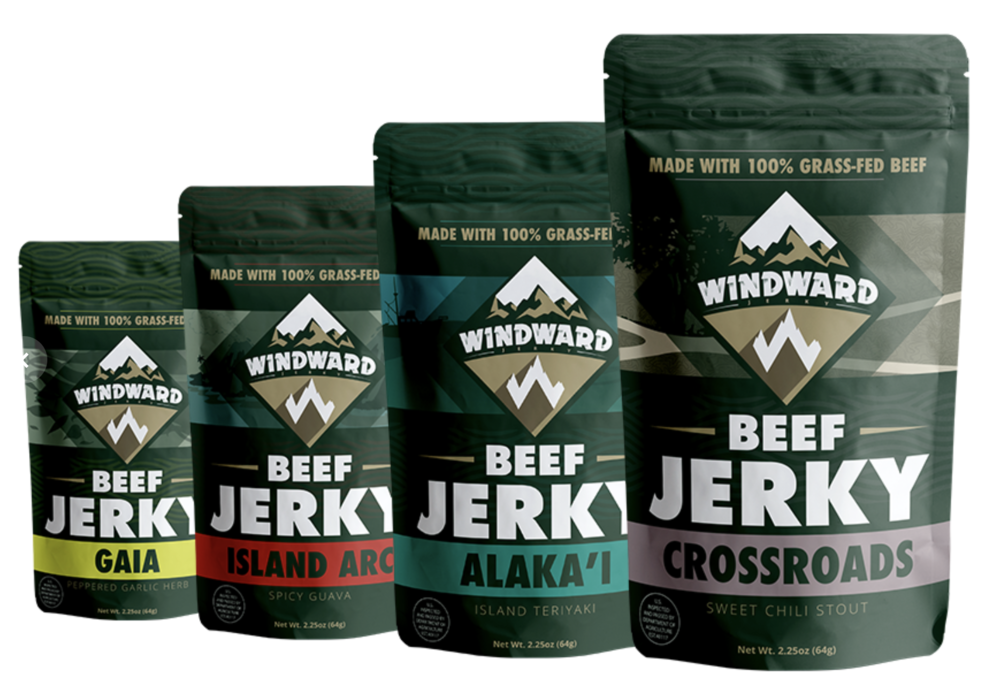 Best food to take hiking Windward Jerky