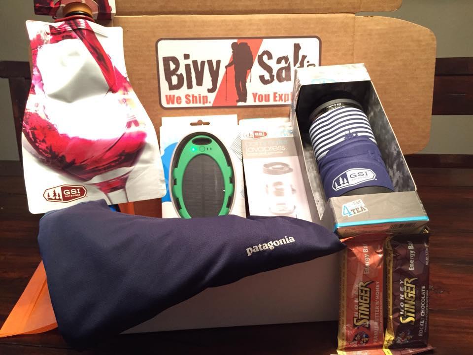 Bivy Sak Box