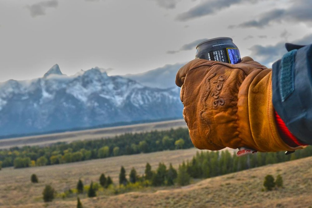 Innovative Camping Gear Give-r Gloves