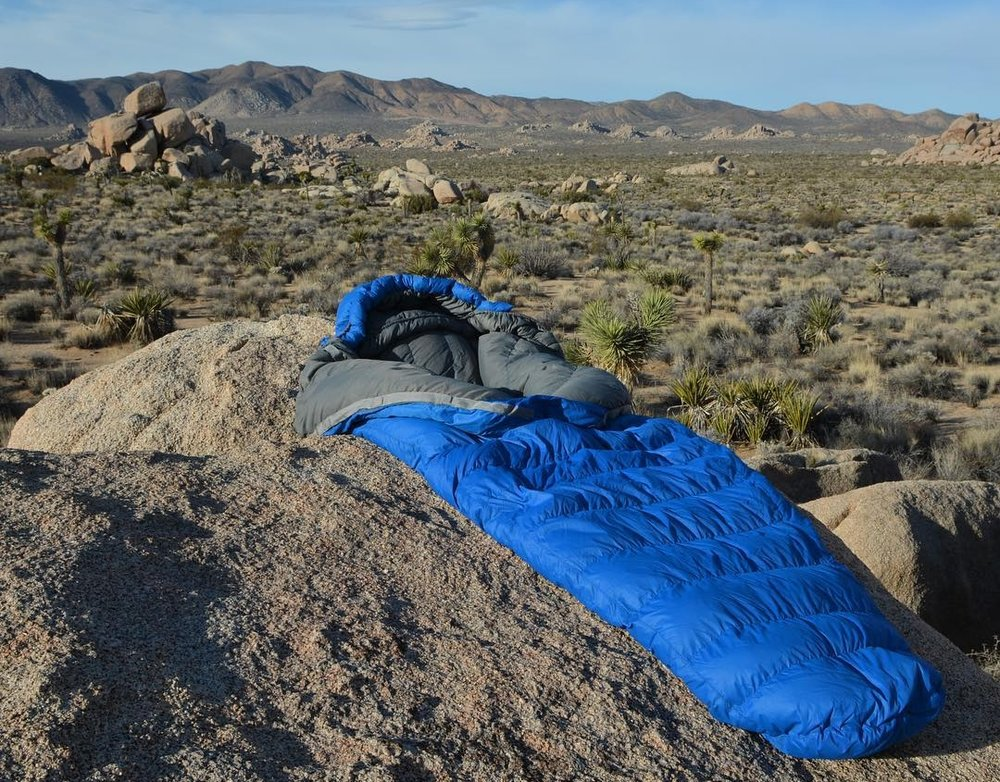 Innovative Camping Gear NoZIpp Sleeping Bag
