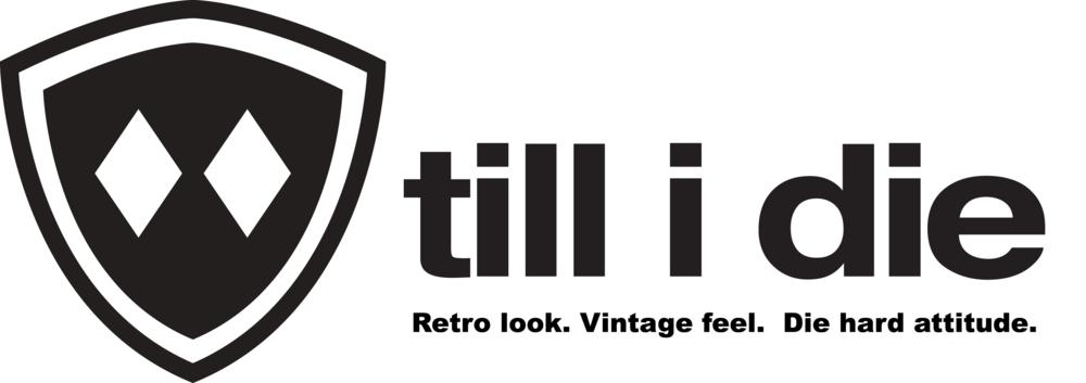 Till I die Logo