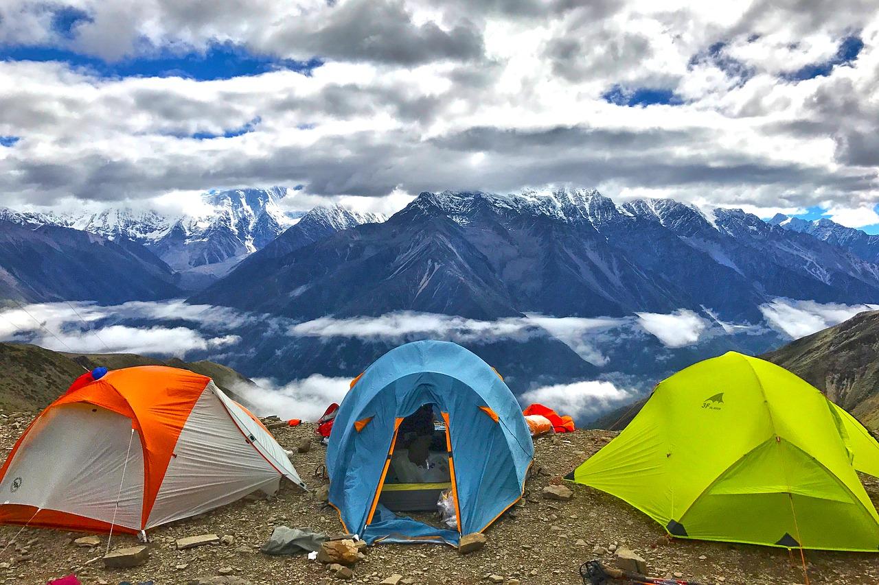 Unique Camping Gear
