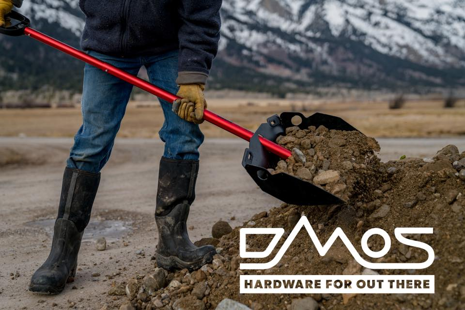 Dmos Collective shovels