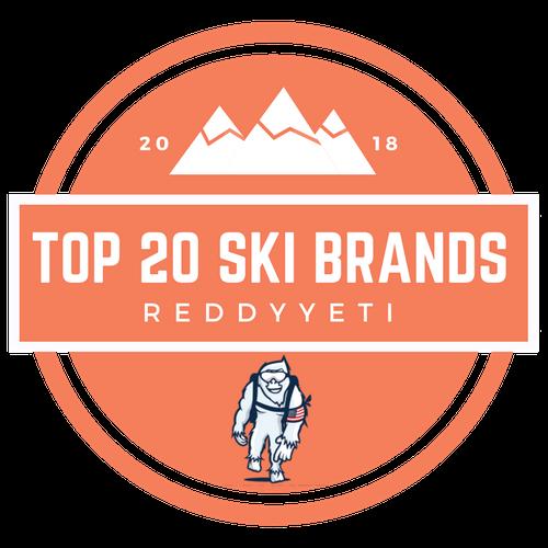 ReddyYeti best Ski brands
