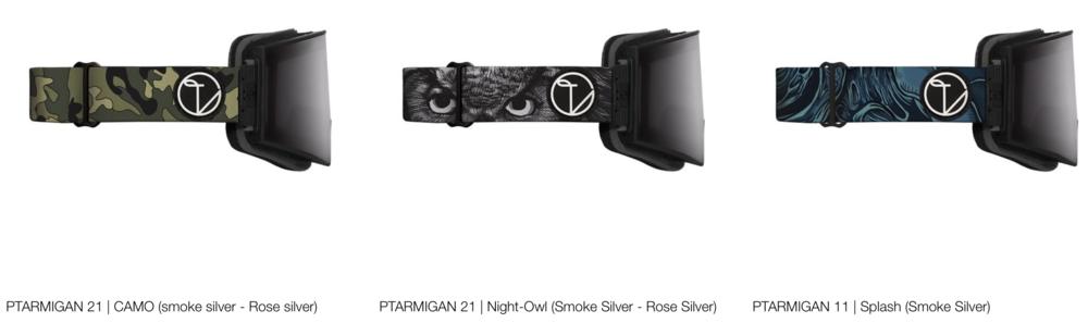 Ovan Ski & Snowboard goggles