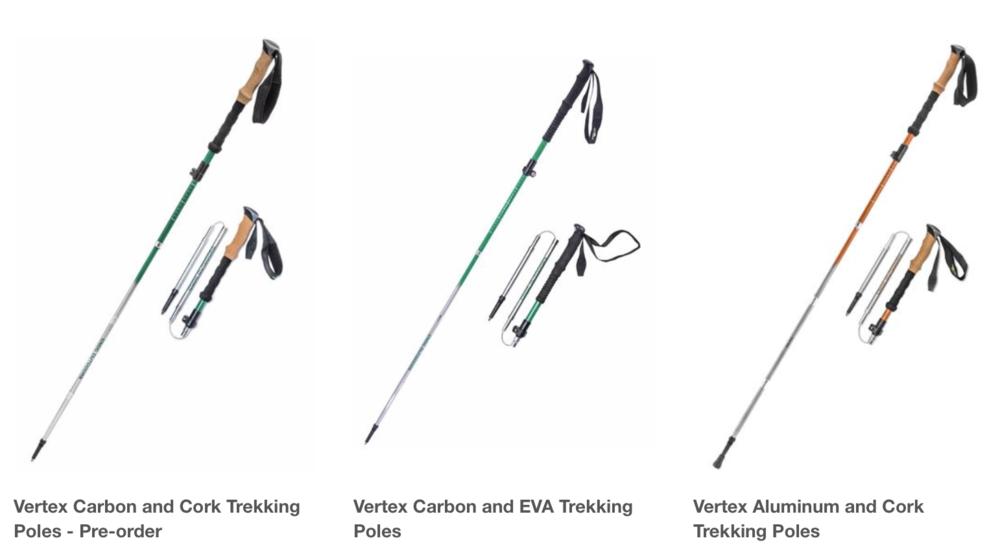 CNOC trekking poles