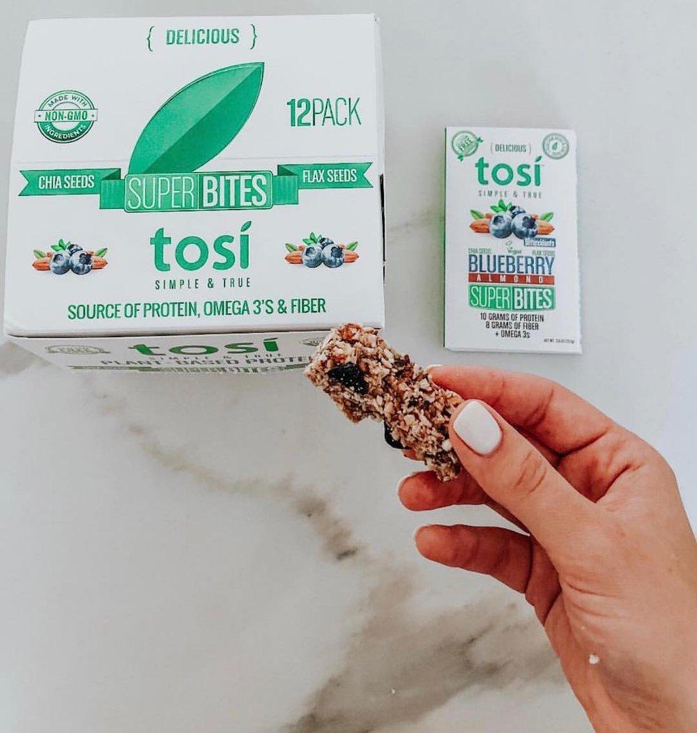 Tosi Health Bars