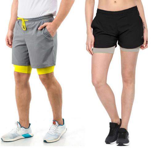 True Revo Sports Shorts