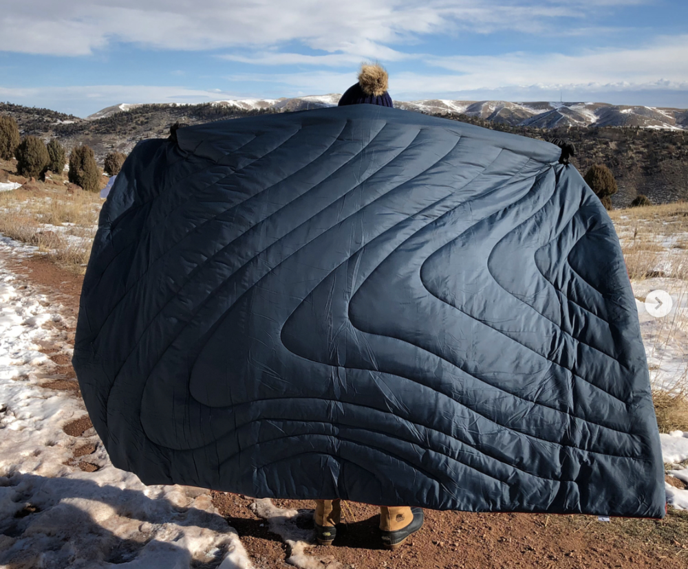 Montem Outdoors blanket