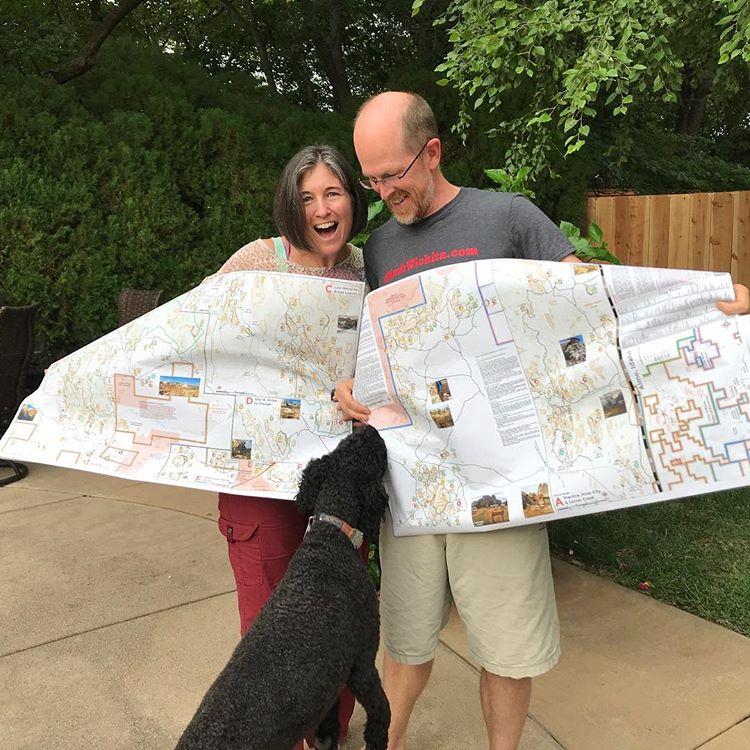 Climb-On Maps