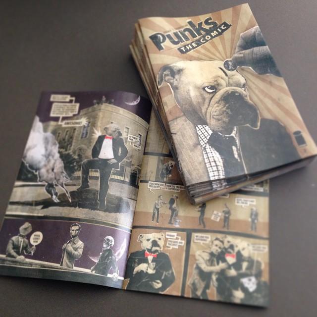 Punks #2. Hooray!