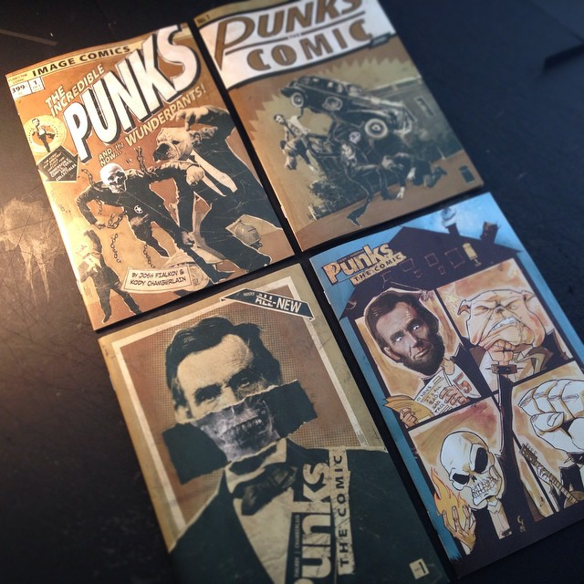 PUNKS issue #1