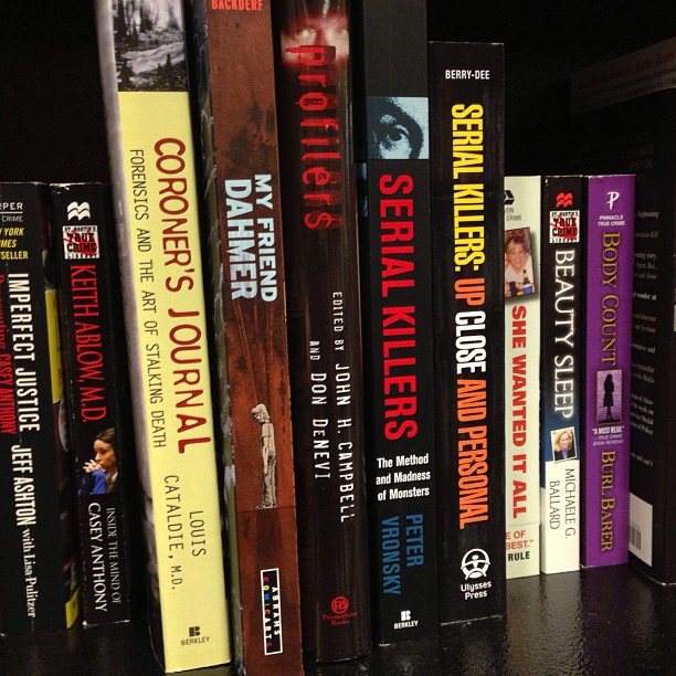 """The """"My Friend Dahmer"""" comic is racked in the True Crime section of Barnes & Noble. That's a win."""