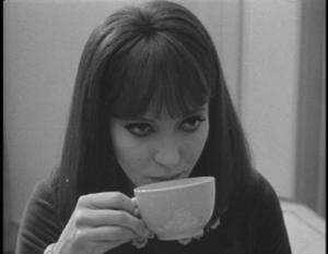 When it concerns Danish,born actress of the French New Wave cinema, Anna Karina. (I should note that while Ive been cooking