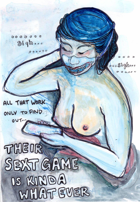 Millennial Fail: #SextGame