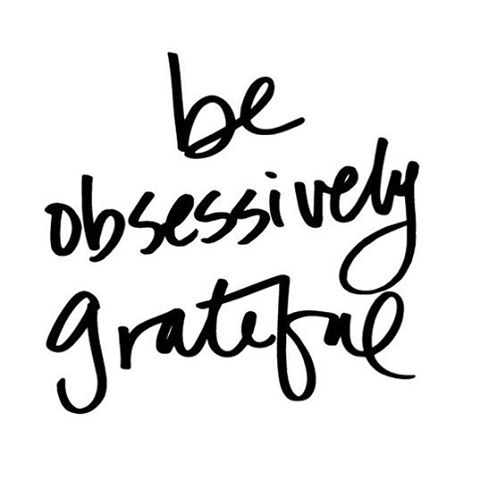 Happy Sunday! #grateful