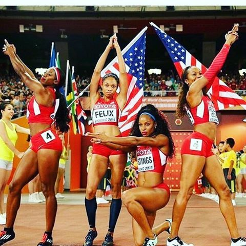 DOPE. #hardworkpaysoff #winning🏆 #USA #BEtheinspHERation