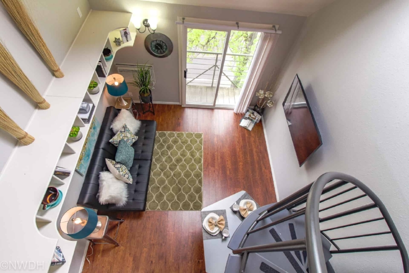 The best apartment housing for Students in Eugene.  Studios w/ private baths.