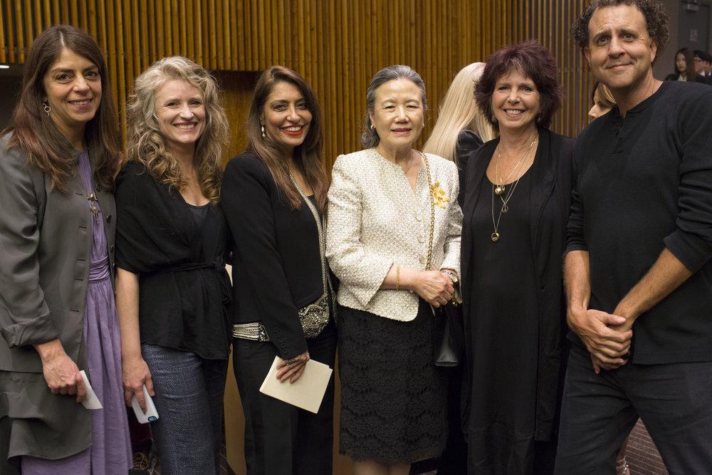 Ban Soon-taek_NancyAbraham_CynthiaHill_UNWFP Chair Muna Rihani Al-Nasser_Kit Gruelle_RexMiller.JPG
