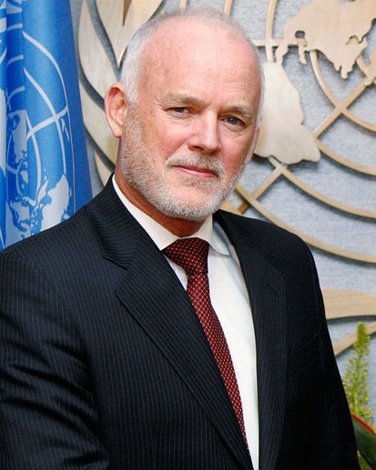H. E. PETER THOMSON  - President of the 71st Session of the UN General AssemblyOpening RemarksPresenter: Women Empowerment Award