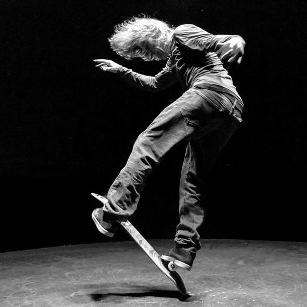 Rodney Mullen Skateboarder -