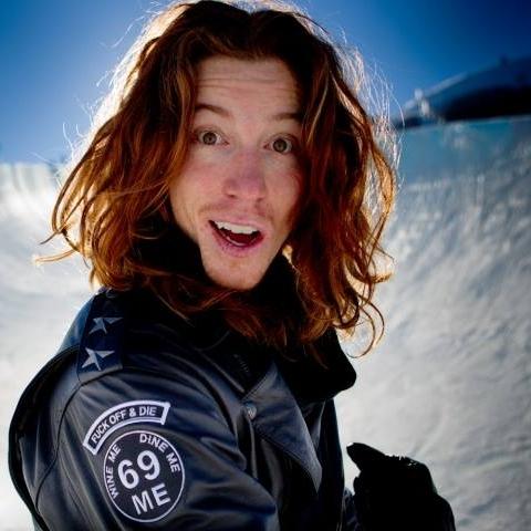 Shaun White - Snowboarder -