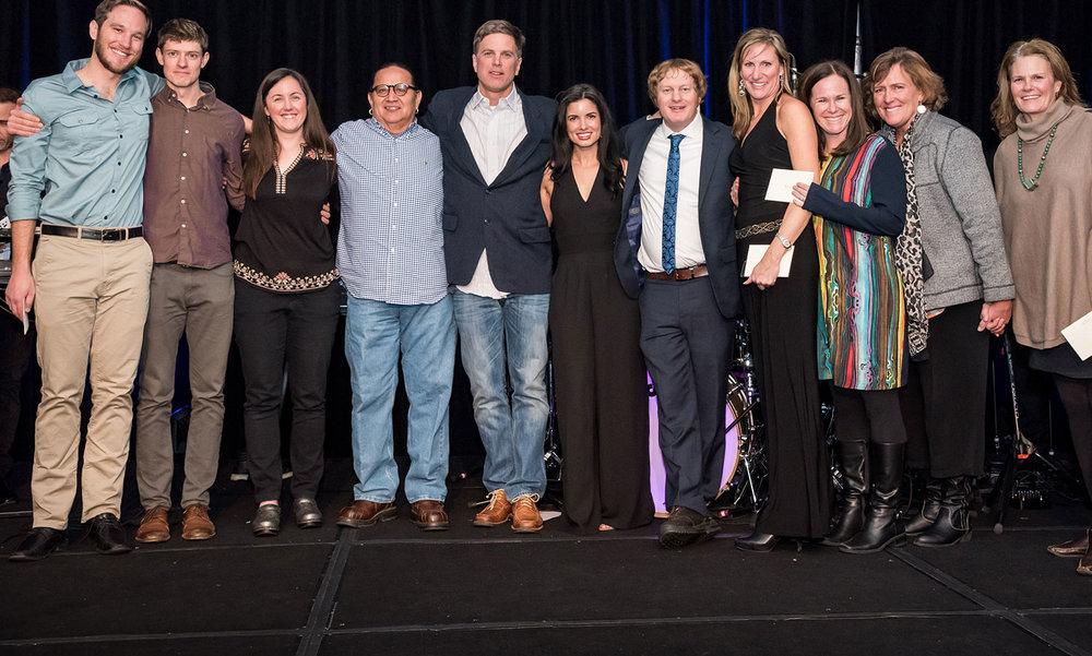 Kellie Schenck Awards