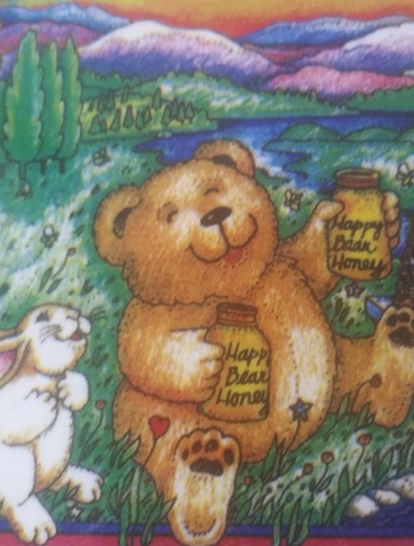 Copy of Happy Bear Honey