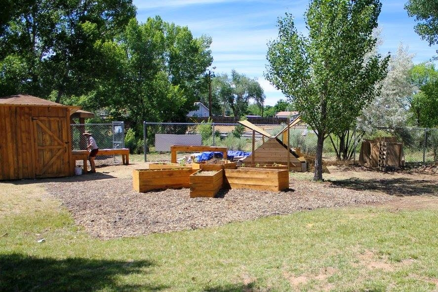 Mesa Elementary School Garden & Learning Lab Renovation
