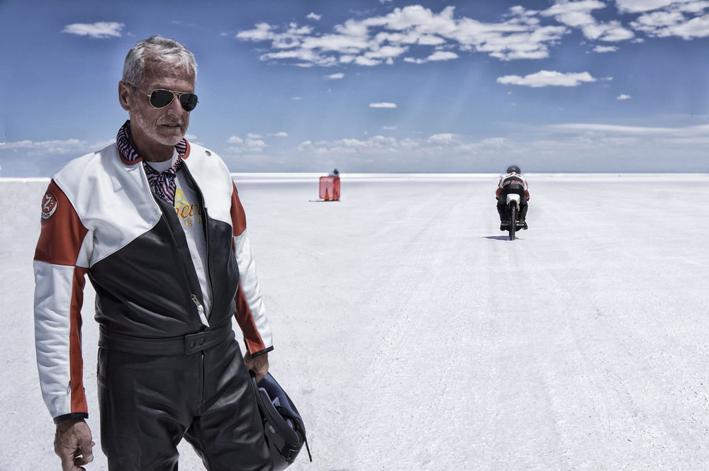 Multiple Bonneville Landspeed record holder 2012