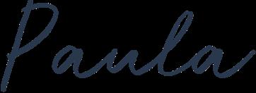 Signature - Paula
